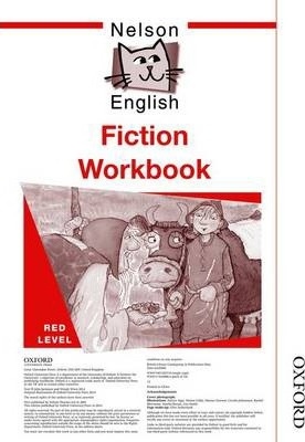 Nelson English - Red Level Fiction Workbook