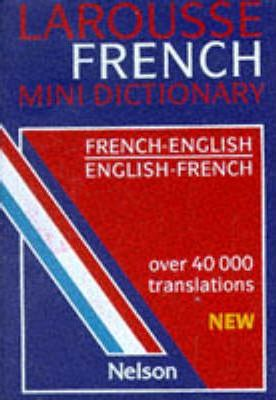 Larousse Mini French Dictionary