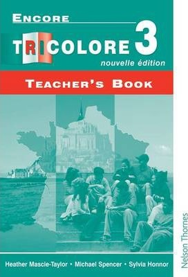Encore Tricolore Nouvelle 3 Teacher's Book
