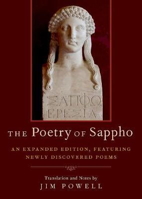 The Poetry Of Sappho Jim Powell 9780190937386