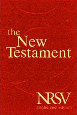 Bible: NRSV New Testament Pocket Gift Edition