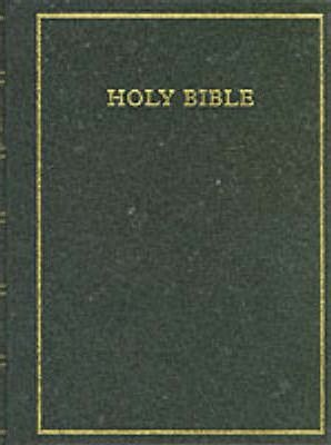 Bible: Authorized Version