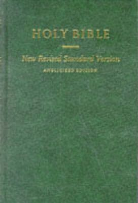 New Revised Standard Version Bible: Anglicized Edition: Popular Text Gift Edition