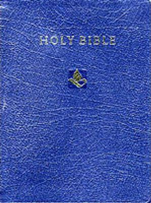 Nrsv: Anglicised Pocket Edition Bible with Apocrypha: Blue