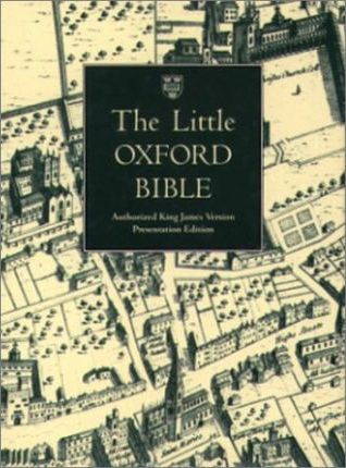 Bible: Authorized King James Version Little Oxford New Beryl Text Bible