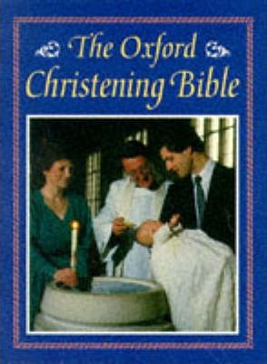 Bible: Oxford Christening Bible