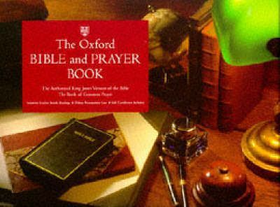 The Oxford Bible and Prayer Book Gift Set