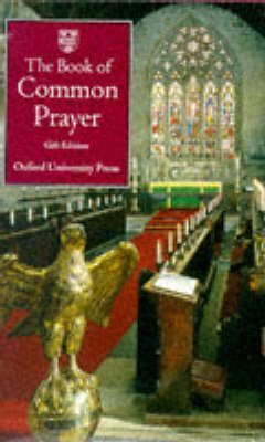 Book of Common Prayer: Oxford Gift Prayer Book