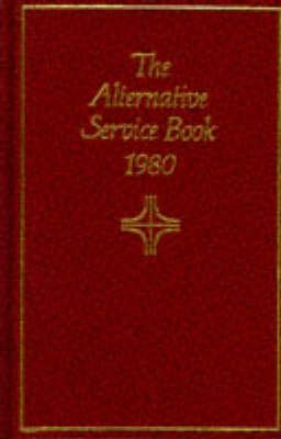 Alternative Service Book: with psalter