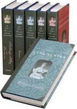 Oxford Illustrated Jane Austen Set