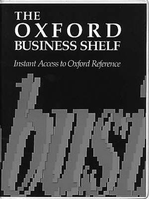 Oxford Business Shelf: Electronic Edition - Ms-DOS