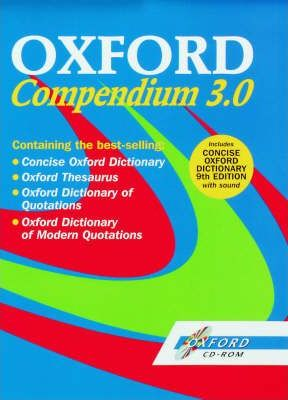 Oxford Compendium: Version 3.0