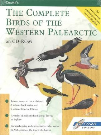 Birds of the Western Palearctic on CD-ROM: Windows