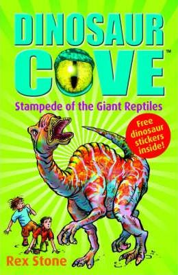 Stampede of the Giant Reptiles