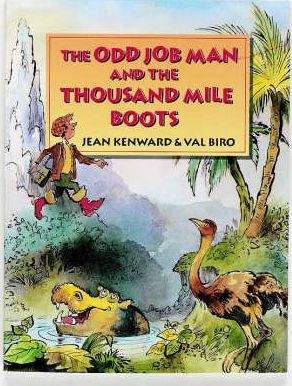 The Odd Job Man and the Thousand Mile Boots