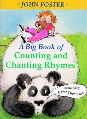 A Big Book of Counting and Chanting Rhymes