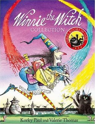 Winnie the Witch Collection