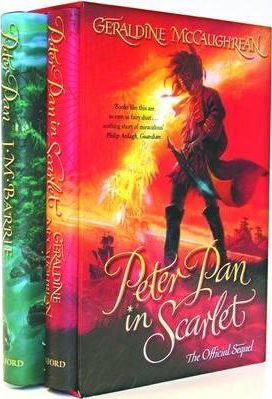 Peter Pan: WITH Peter Pan in Scarlet
