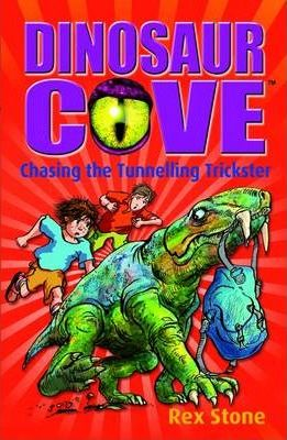 Chasing the Tunnelling Trickster: Dinosaur Cove 13