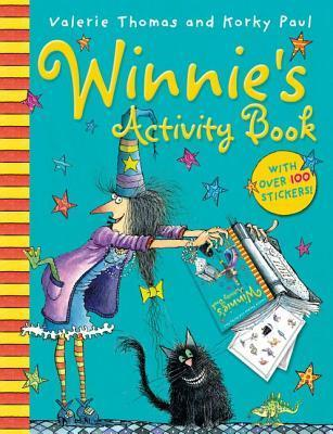 Winnie's Activity Book