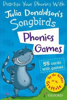 Oxford Reading Tree Songbirds: Phonics Games Flashcards