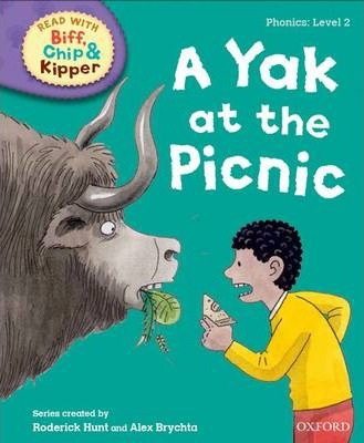 Oxford Reading Tree Read with Biff, Chip and Kipper: Phonics: Level 2: A Yak at the Picnic
