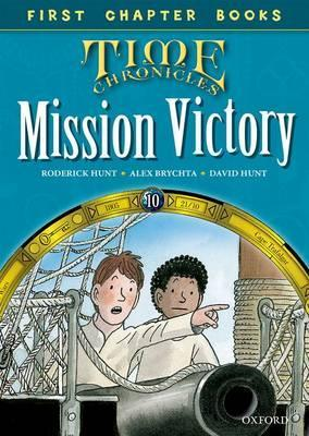 Oxford Reading Tree Read with Biff, Chip and Kipper: Level 11 First Chapter Books: Mission Victory