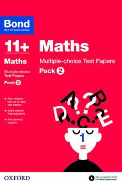 Bond 11+: Maths: Multiple-choice Test Papers