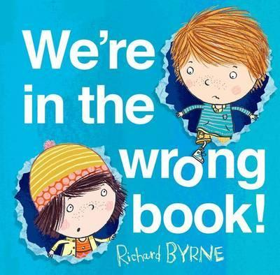 We're in the Wrong Book!