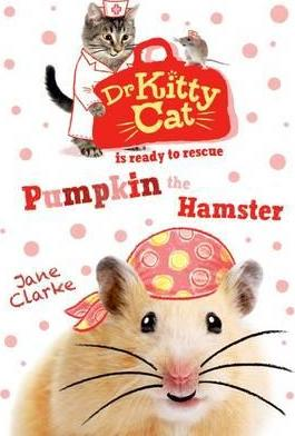 Dr KittyCat is Ready to Rescue: Pumpkin the Hamster