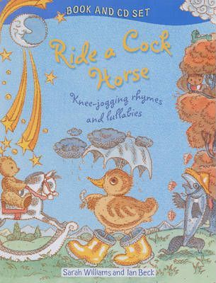 Ride a Cock-Horse Book and CD