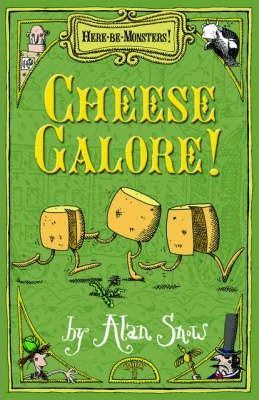 Here be Monsters: Cheese Galore! Part 3