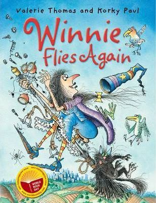 Winnie Flies Again - World Book Day Pack