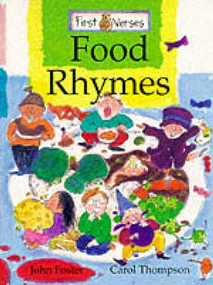 FOOD RHYMES