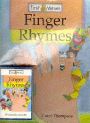 First Verses: Finger Rhymes