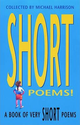 A Book Of Very Short Poems Michael Harrison 9780192762535