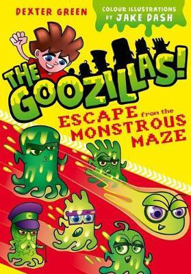 The Goozillas!: Escape from the Monstrous Maze