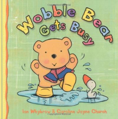 Wobble Bear Gets Busy