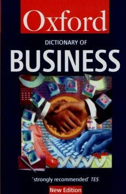 A Dictionary of Business