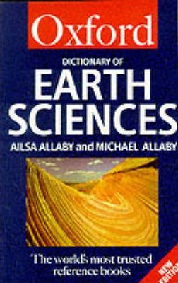 A Dictionary of Earth Sciences