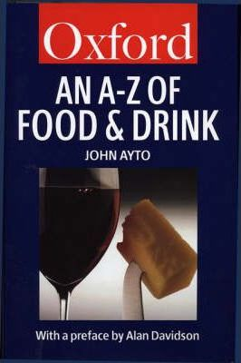 An A to Z of Food and Drink
