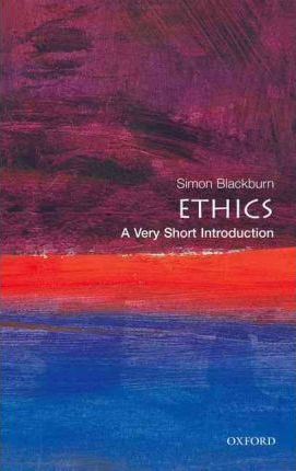 Ethics: A Very Short Introduction Cover Image