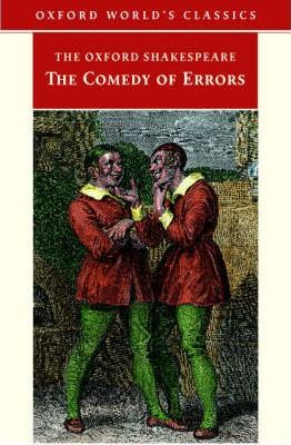 The Comedy Of Errors Book