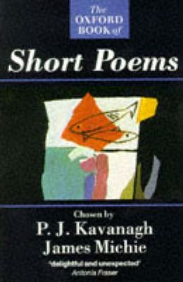The Oxford Book of Short Poems