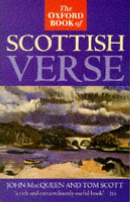 The Oxford Book of Scottish Verse