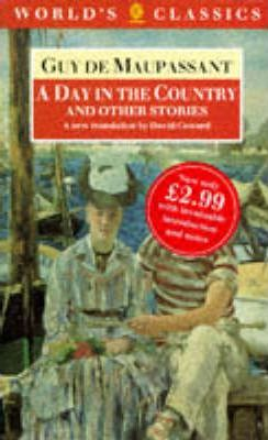 """""""A Day in the Country and Other Stories"""