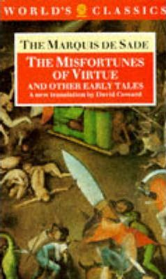 """""""The Misfortunes of Virtue and Other Early Tales"""
