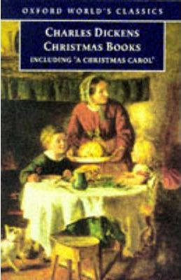 Christmas Books Charles Dickens 9780192834355