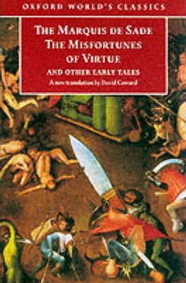 """The Misfortunes of Virtue and Other Early Tales"