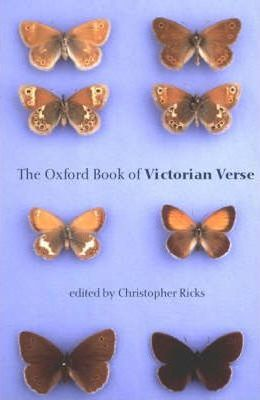 The New Oxford Book of Victorian Verse